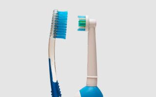 Justin Tebbenkamp DDS - Blacksburg Dentist - electric-vs-manual-toothbrush